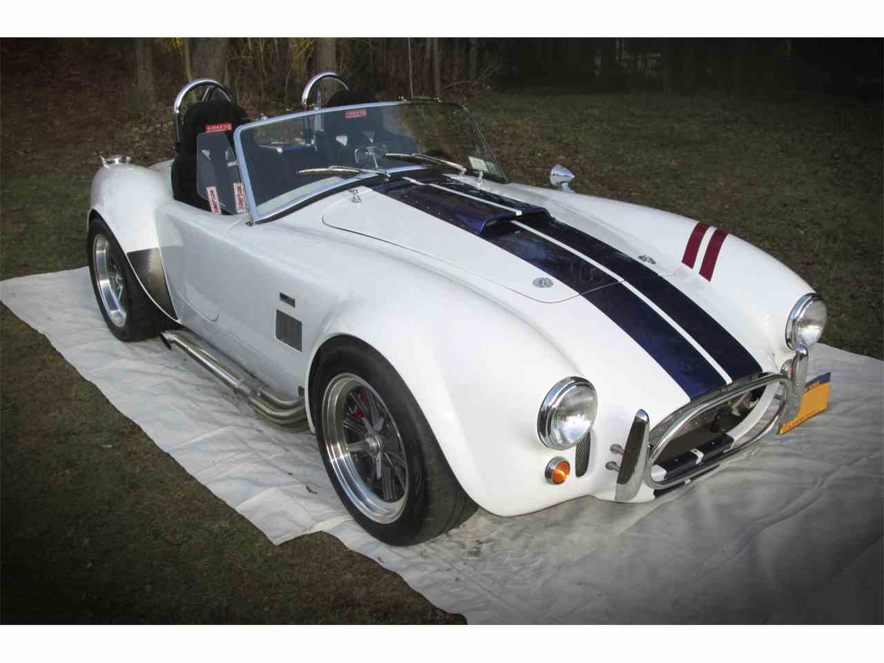 Large Picture of '65 Shelby Cobra Replica located in Speculator New York - $49,000.00 Offered by a Private Seller - N693