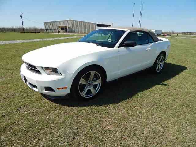 Picture of '11 Mustang - N5FC