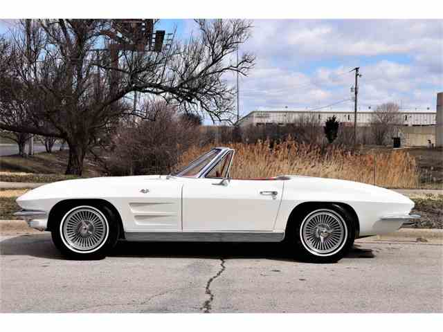 Picture of Classic '63 Chevrolet Corvette - $59,900.00 Offered by  - N69F