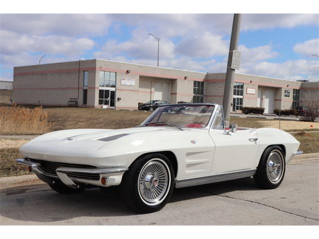 Picture of Classic 1963 Chevrolet Corvette located in Illinois - $55,900.00 Offered by  - N69F