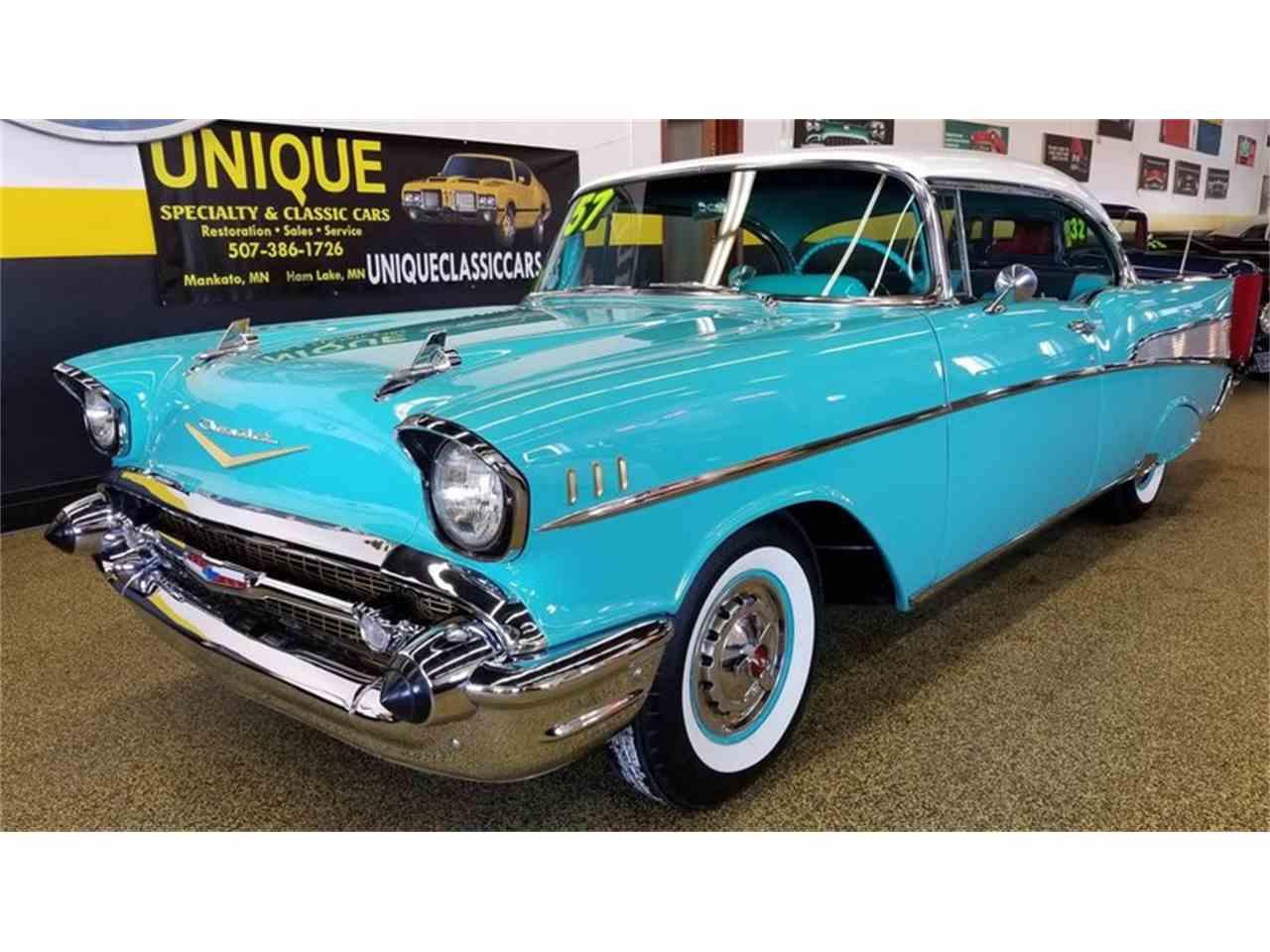 1957 Chevrolet Bel Air for Sale | ClassicCars.com | CC-1081206