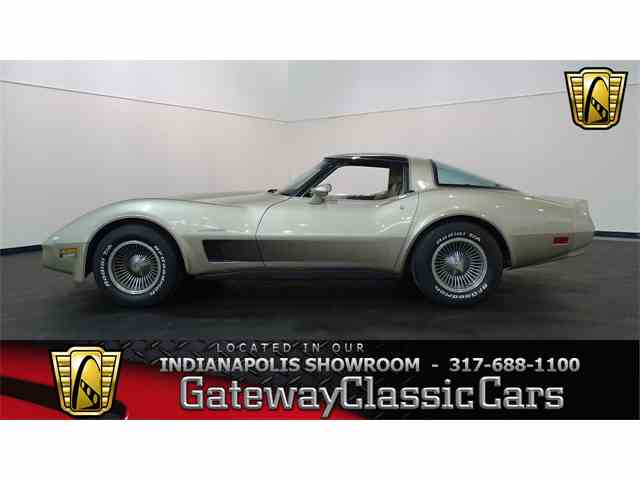 Picture of '82 Corvette located in Indianapolis Indiana - $20,995.00 - N69R