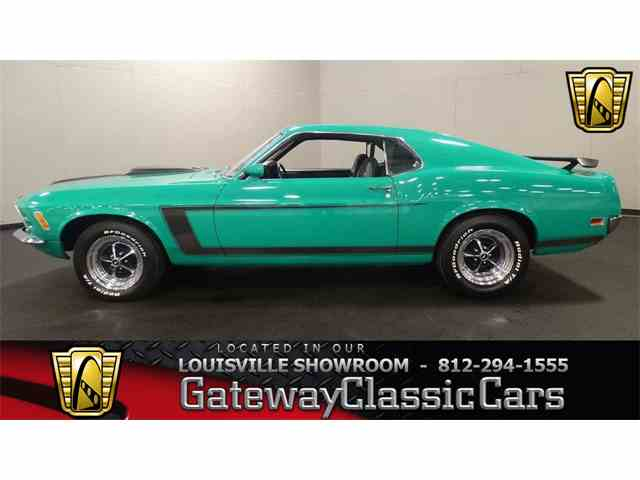 Picture of Classic 1970 Ford Mustang located in Memphis Indiana - $29,995.00 - N69X