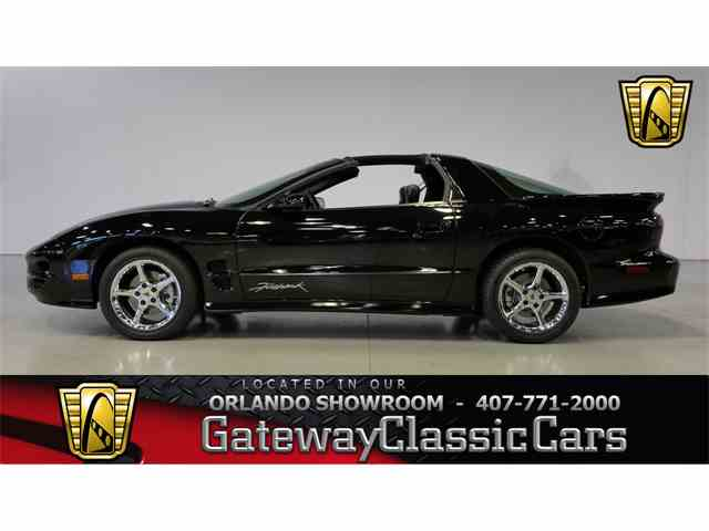 Picture of '02 Firebird Trans Am Firehawk - $35,995.00 Offered by Gateway Classic Cars - Orlando - N6AI