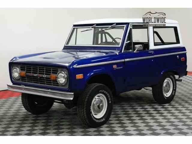 Picture of '73 Bronco - N6AJ