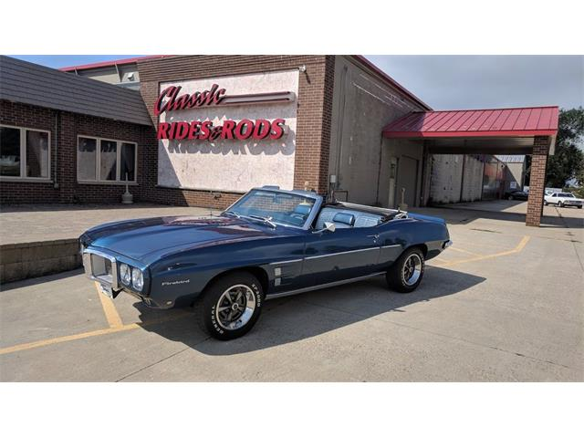 Picture of '69 Firebird - N6B0