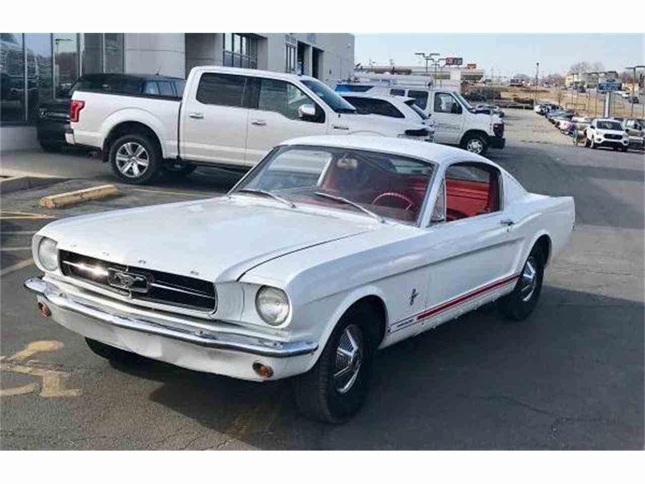 1965 Ford Mustang for Sale | ClassicCars.com | CC-1081261