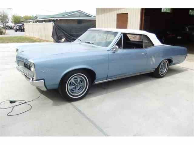 Picture of Classic '67 Pontiac LeMans located in Michigan - $32,995.00 Offered by  - N6B8
