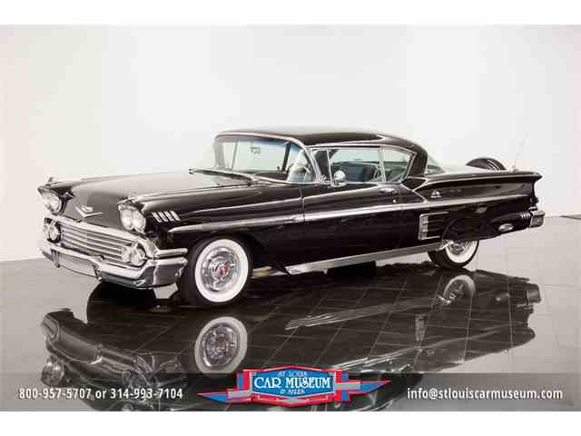 Picture of '58 Impala - N6BB