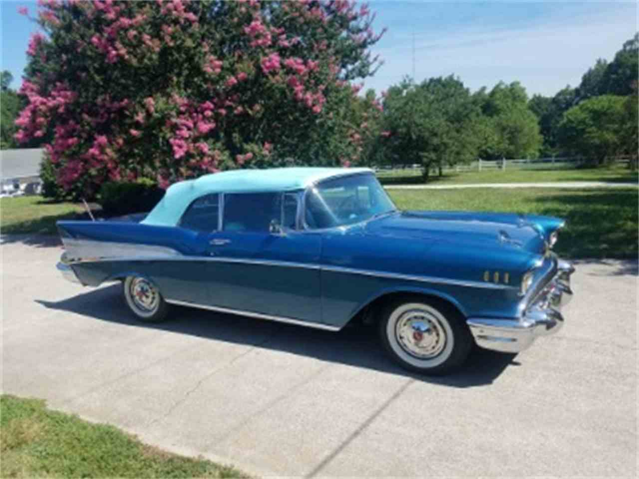Large Picture of '57 Bel Air - N6BF
