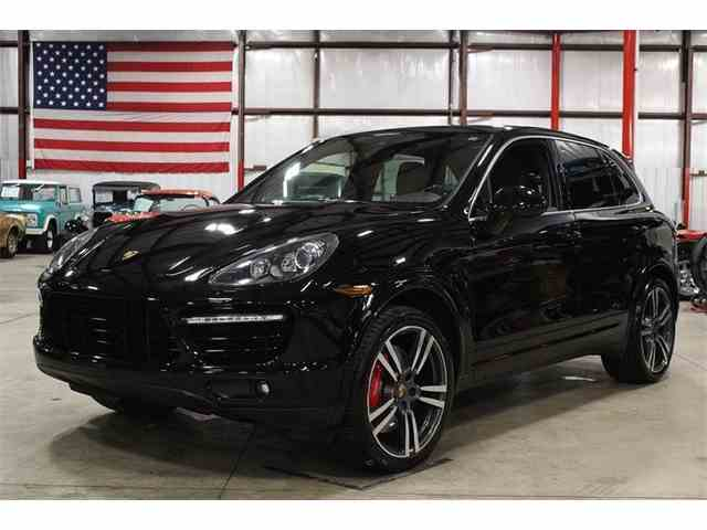 Picture of '14 Cayenne - N6BJ