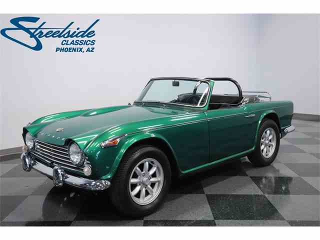 Picture of '67 TR4 - N6BK