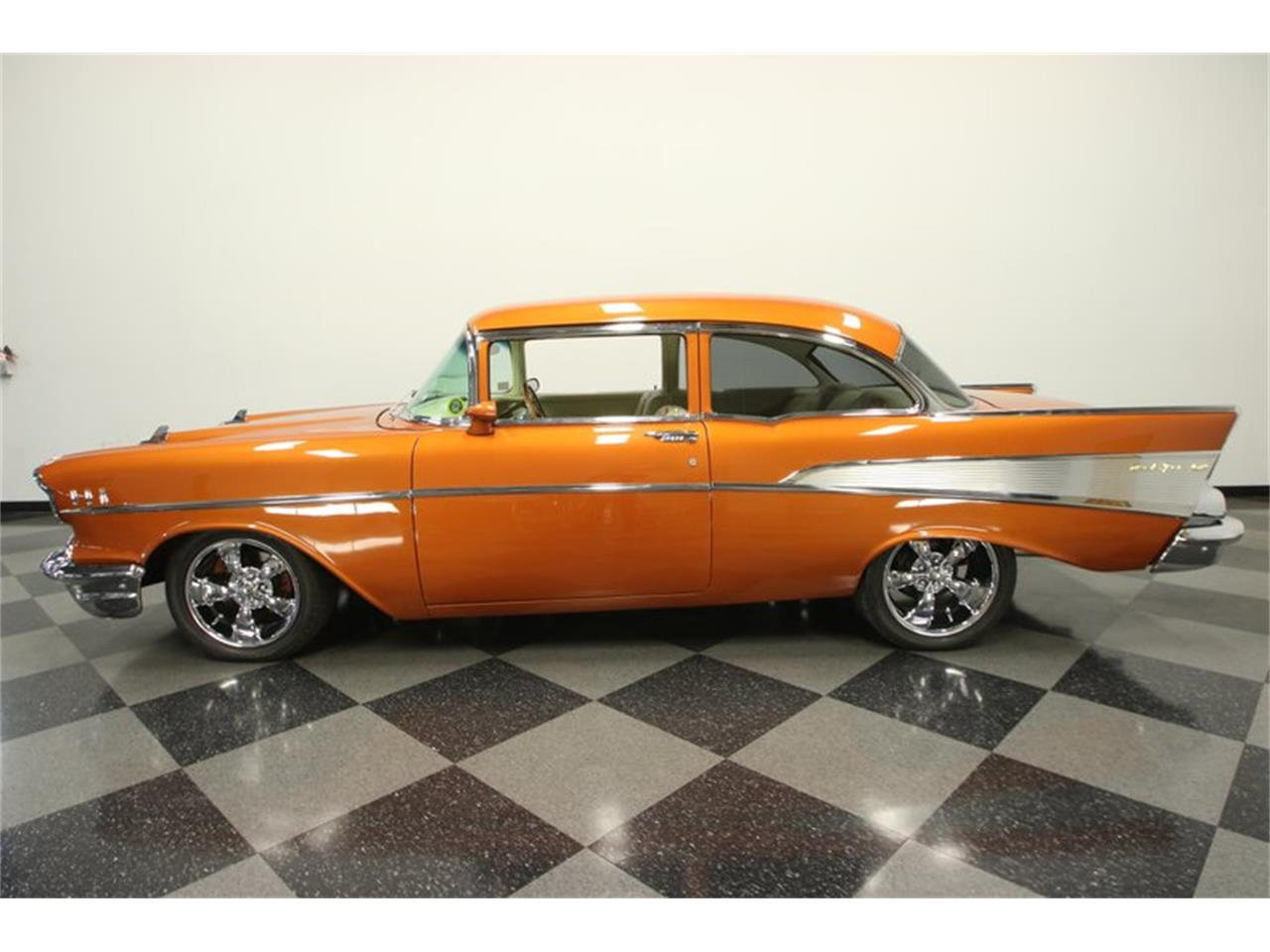 Large Picture of '57 Chevrolet 210 - $84,995.00 Offered by Streetside Classics - Tampa - N6BS