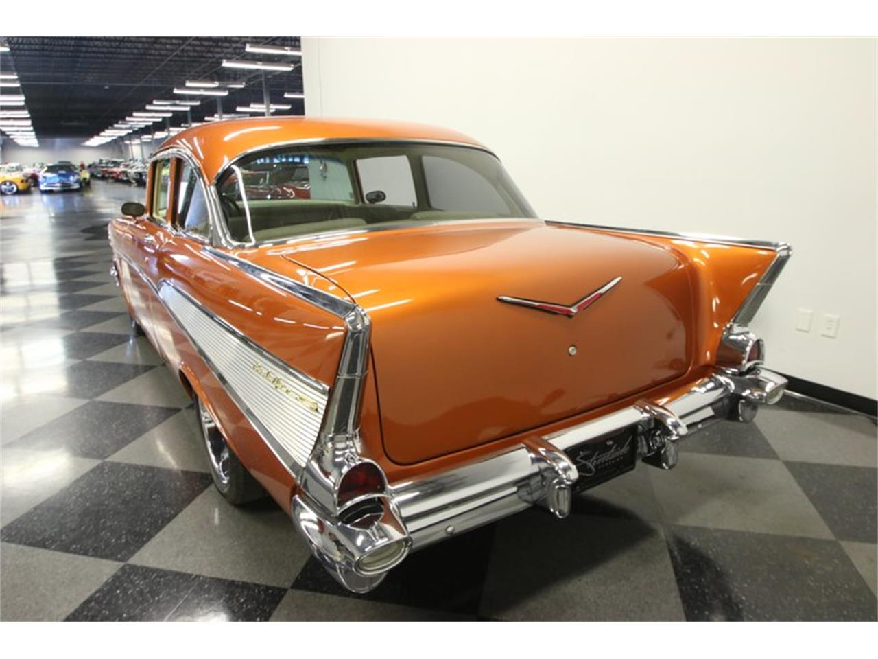 Large Picture of 1957 210 - $84,995.00 Offered by Streetside Classics - Tampa - N6BS