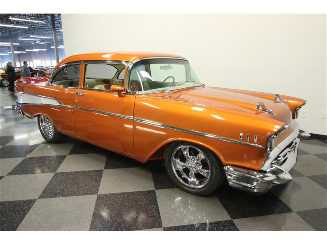 Large Picture of '57 Chevrolet 210 Offered by Streetside Classics - Tampa - N6BS