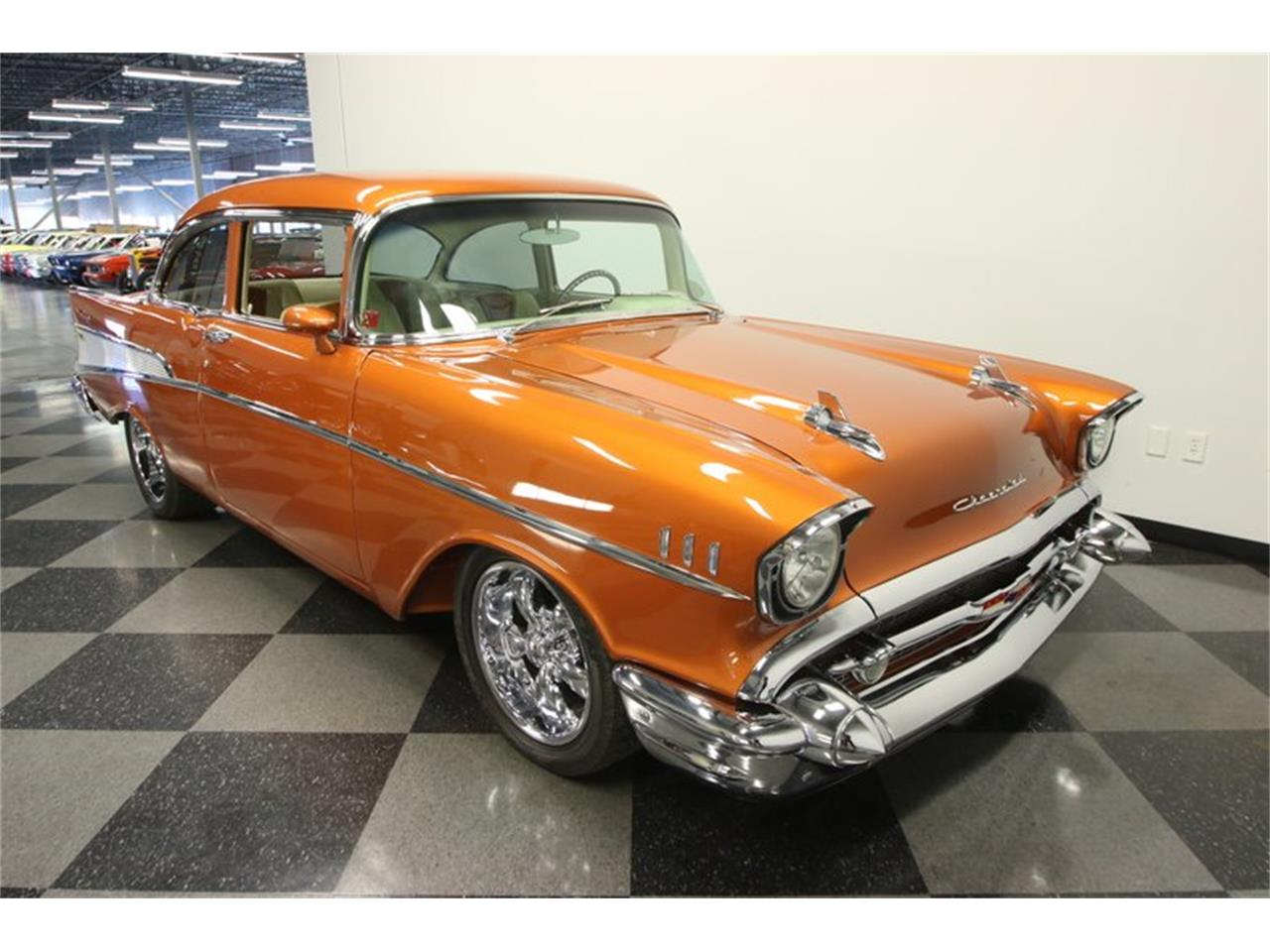 Large Picture of 1957 Chevrolet 210 - N6BS