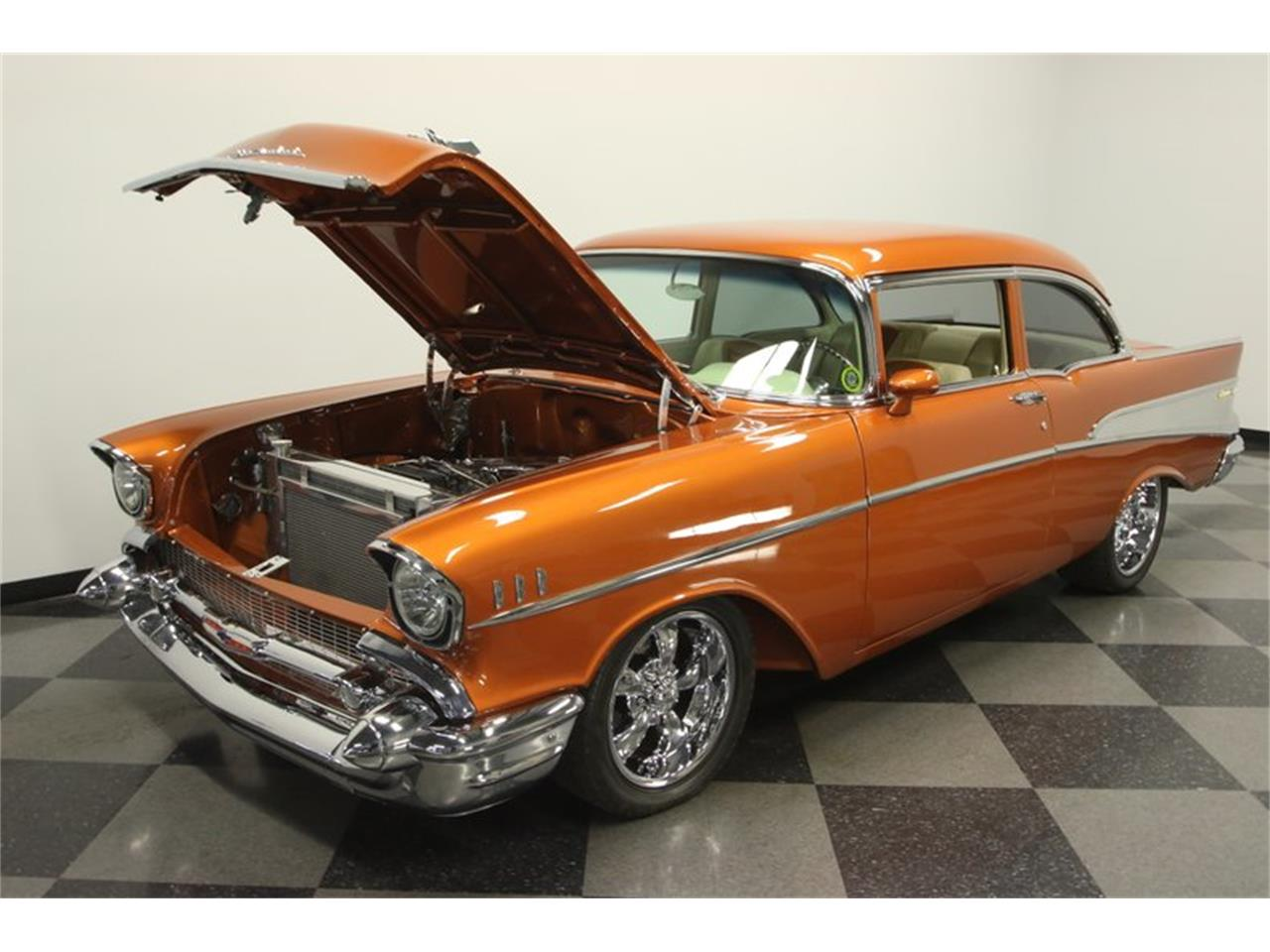 Large Picture of Classic '57 Chevrolet 210 - N6BS