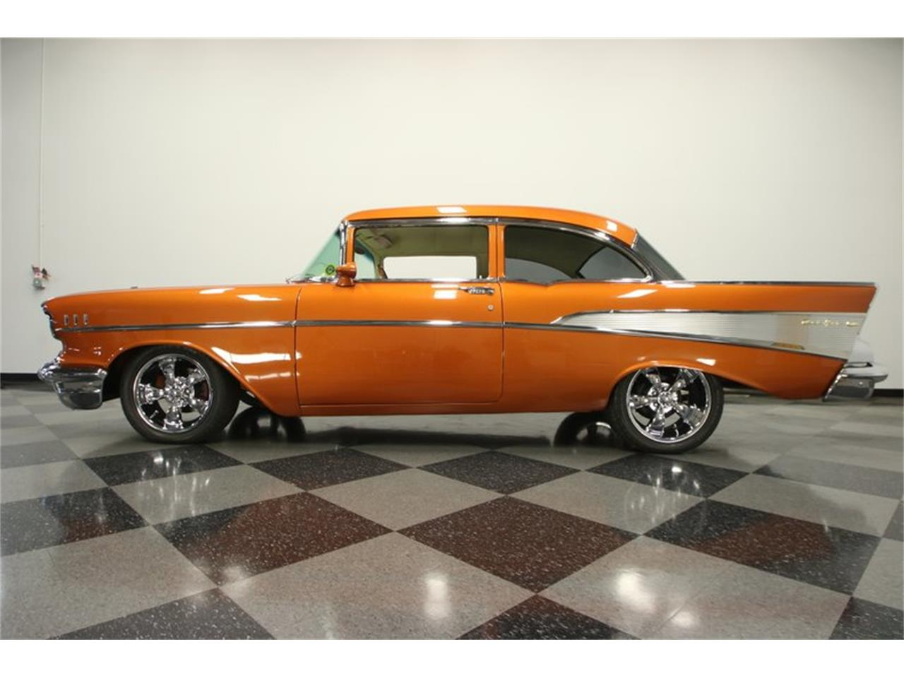 Large Picture of '57 210 located in Florida - $84,995.00 Offered by Streetside Classics - Tampa - N6BS