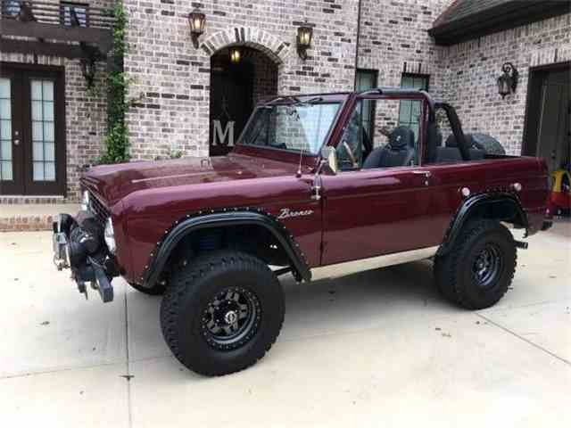 Classic Ford Bronco for Sale on ClassicCars.com - Pg 2