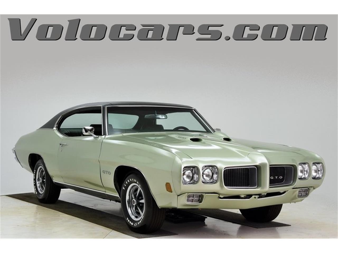 For Sale: 1970 Pontiac GTO Ram Air IV in Volo, Illinois