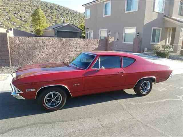 Picture of '68 Chevelle - N6CA