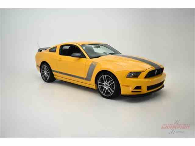 Picture of '13 Mustang - N6CE