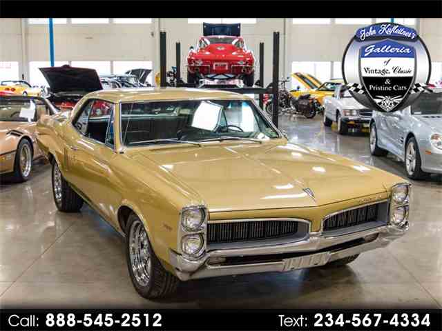 Picture of '67 Pontiac LeMans located in Salem Ohio - $29,988.00 Offered by  - N6CG