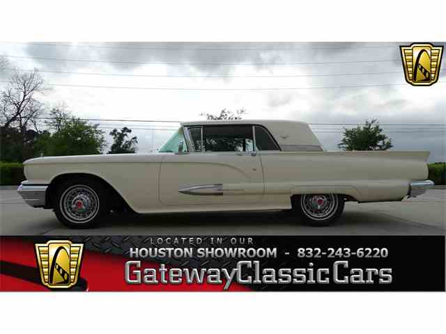 Picture of '59 Thunderbird - N6CQ