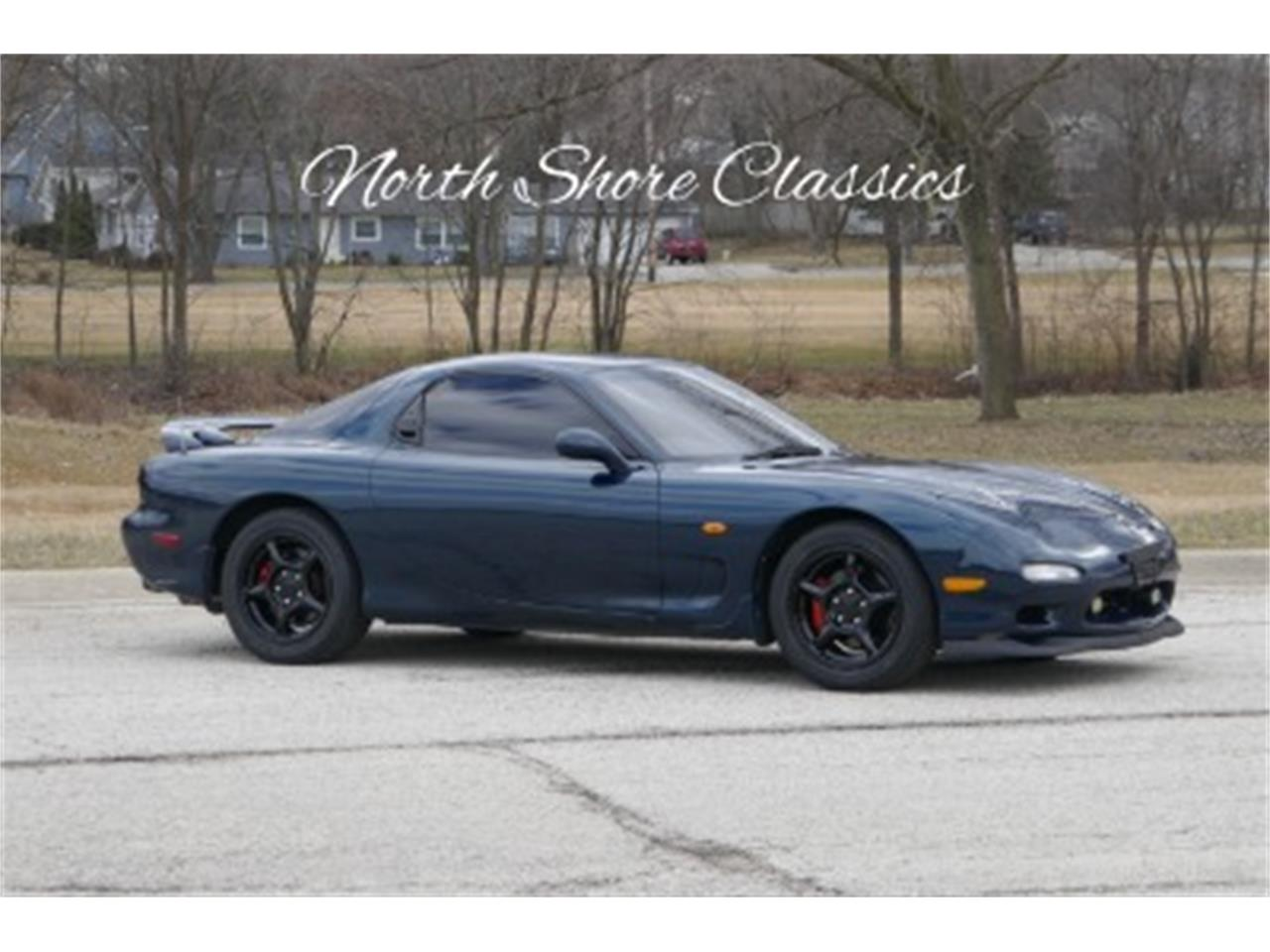 Large Picture Of 92 Mazda RX 7 Located In Palatine Illinois