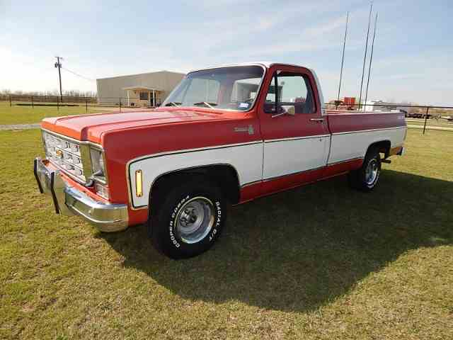 Picture of '78 Pickup - N6D9
