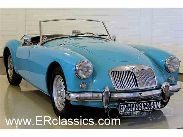 Picture of '59 MGA - N6DC