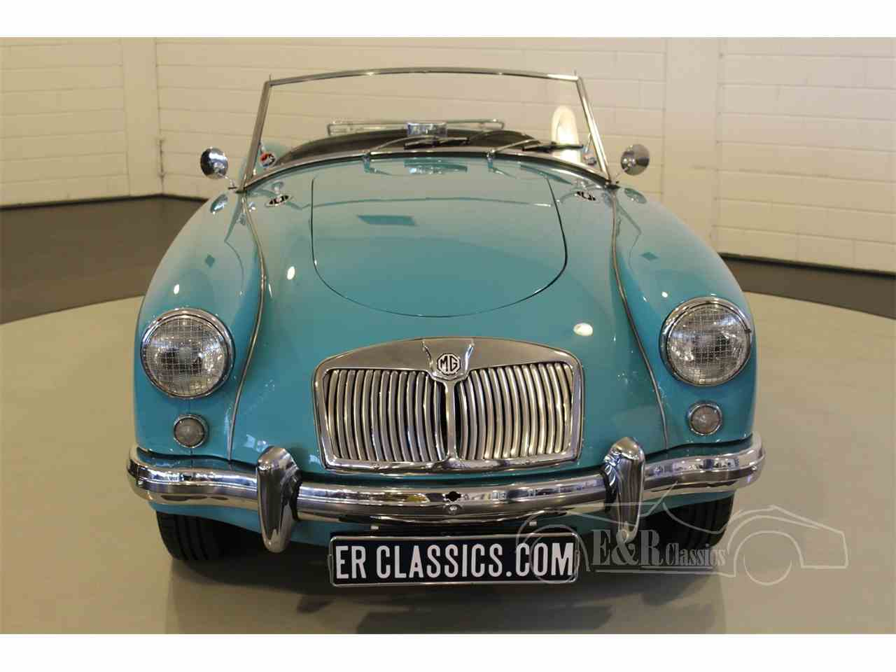 Large Picture of '59 MGA - N6DC