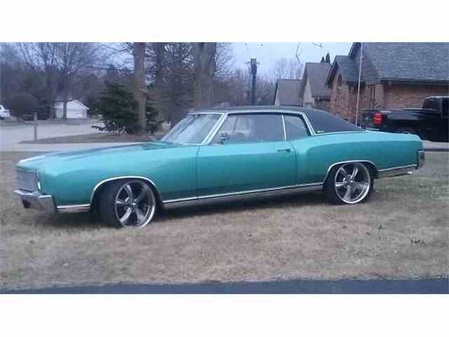 Picture of Classic 1970 Chevrolet Monte Carlo located in Cadillac Michigan Offered by  - N6DF