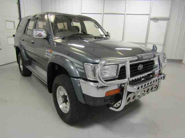 Picture of '92 HiLux Surf - N6DK