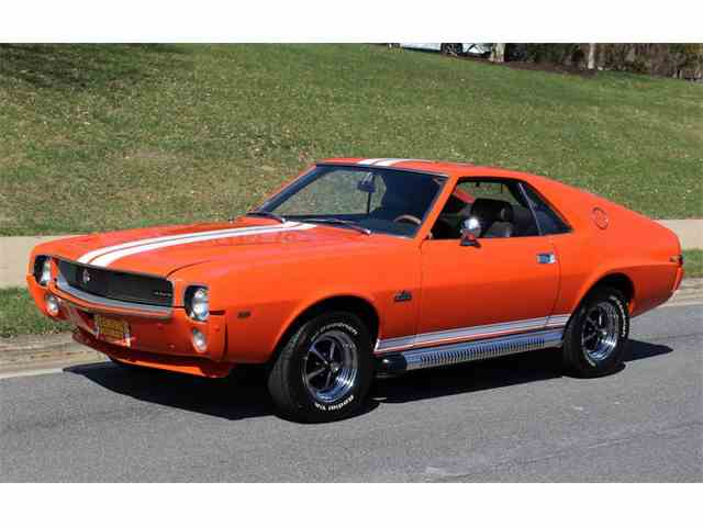 Picture of Classic '69 AMX located in Maryland - $39,990.00 - N5FT