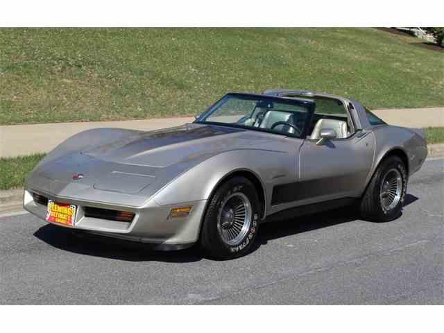 Picture of '82 Corvette - N5FU