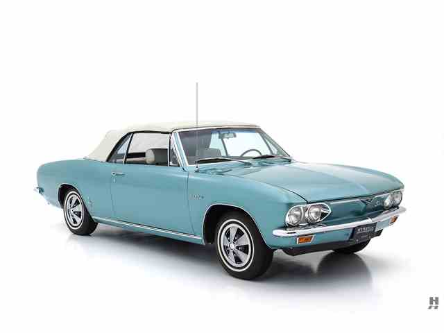Picture of '66 Corvair - N6EO