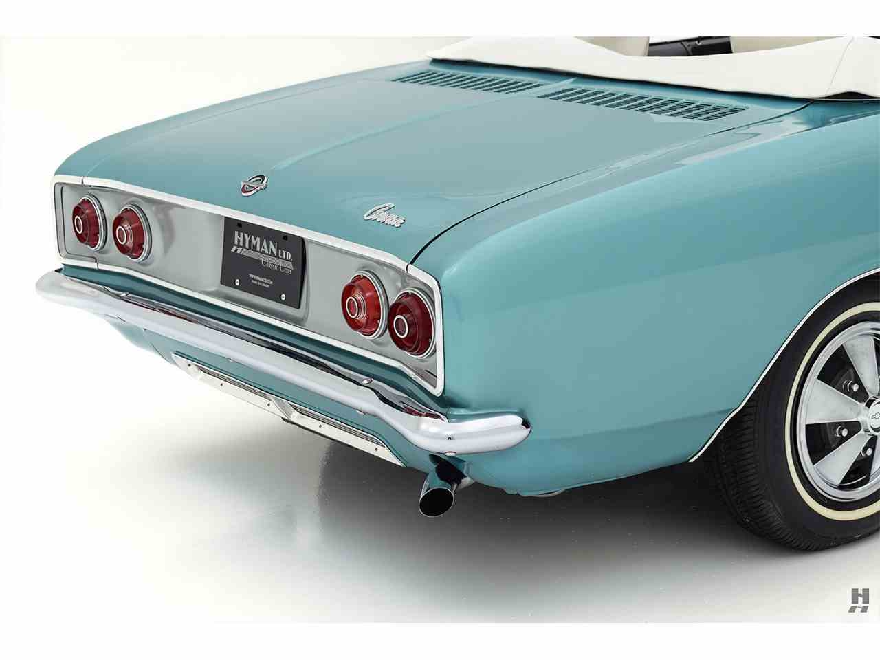 1966 Chevrolet Corvair for Sale | ClassicCars.com | CC-1081392