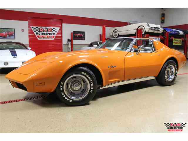 Picture of '74 Corvette - N6FH
