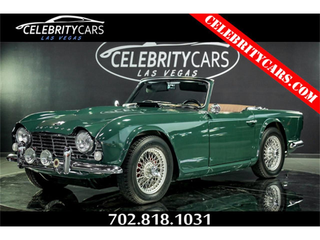 For Sale: 1965 Triumph TR4 in Las Vegas, Nevada
