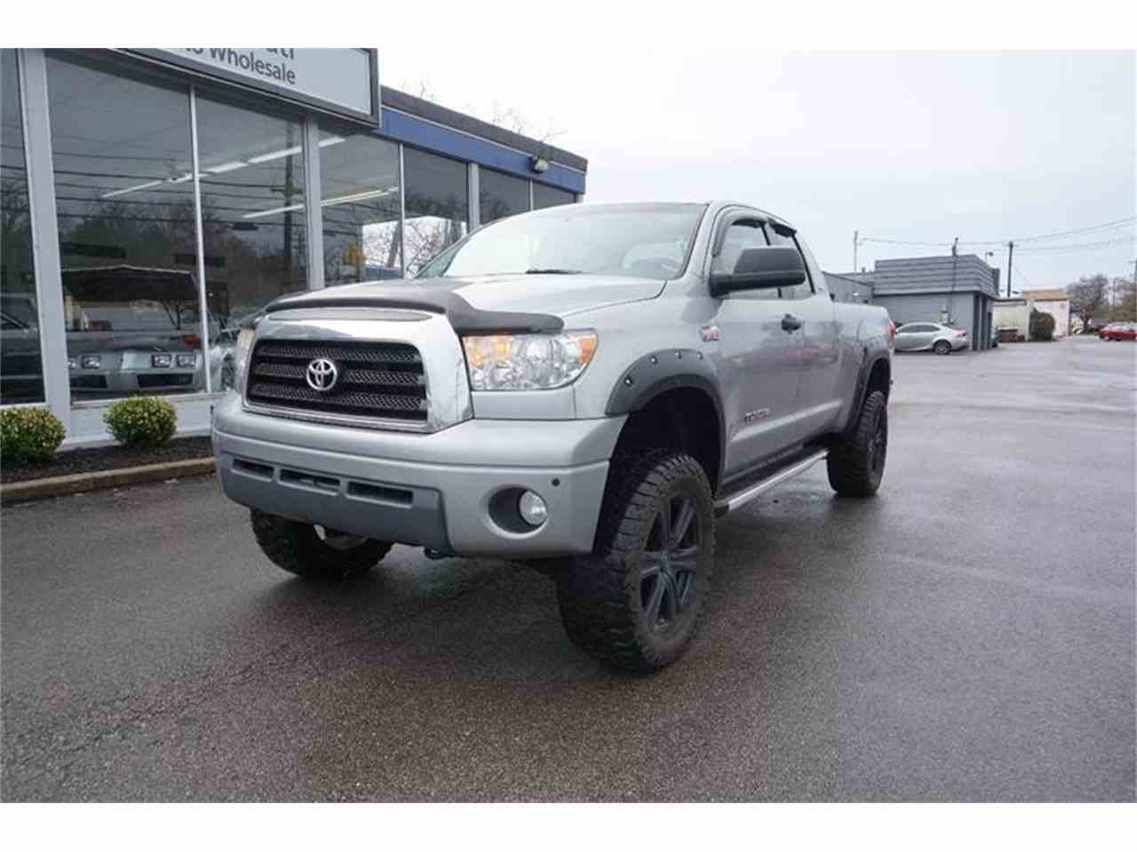 2007 toyota tundra for sale cc 1081435. Black Bedroom Furniture Sets. Home Design Ideas