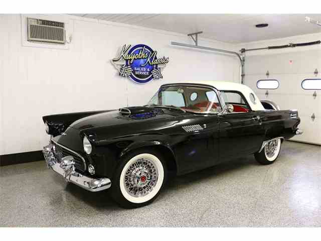 Picture of Classic 1956 Thunderbird located in Wisconsin - $39,500.00 Offered by  - N6G9