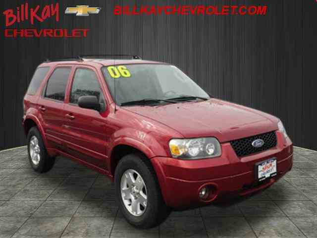 Picture of 2006 Escape located in Downers Grove Illinois - N6GB