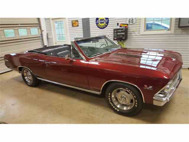 Picture of '66 Chevelle - N6GE