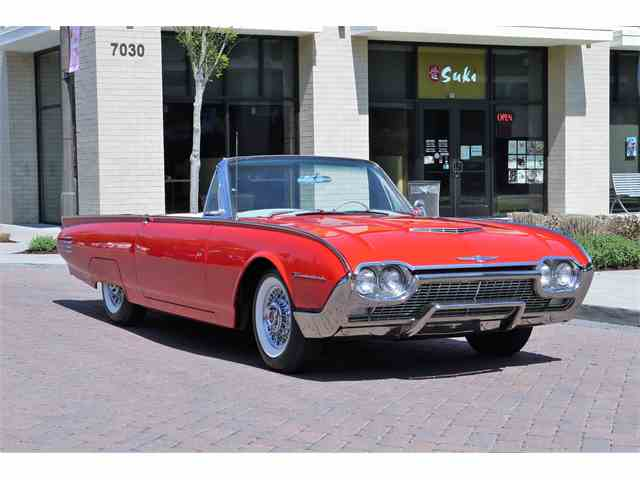 Picture of '61 Thunderbird - N6GG
