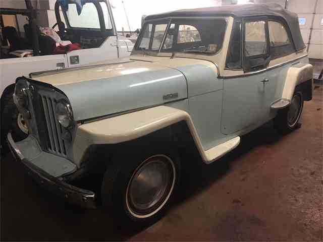 Picture of '49 Jeepster - N6GH