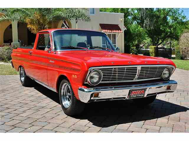 Picture of Classic 1965 Ford Ranchero located in Florida - $27,500.00 Offered by  - N6GY