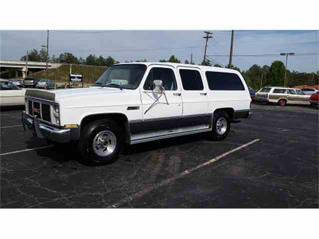 Picture of '87 Suburban - N6H3