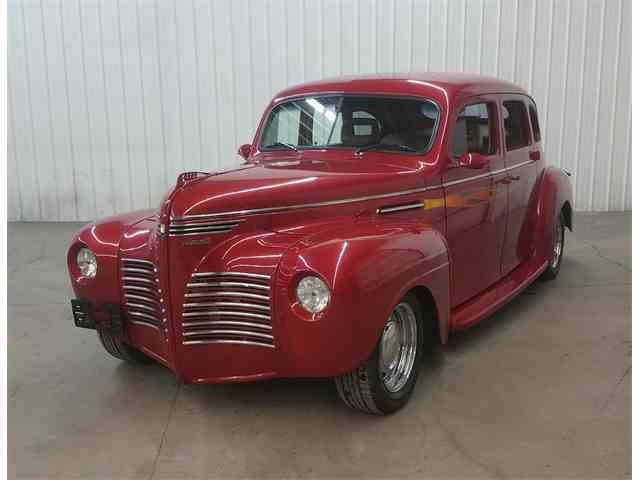 Picture of '40 2-Dr Coupe - N6HB