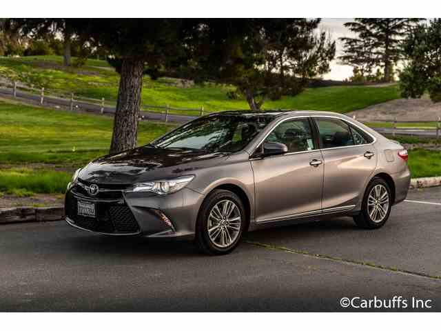Picture of '17 Camry - N6HJ